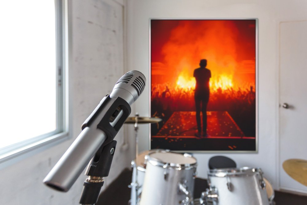 What is Acoustic Art?